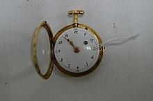 A SAMSON ET MILLERET à Paris Montre en or jaune XV