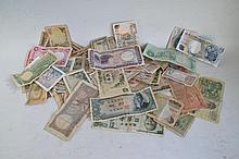 Group Lot Foreign Currency