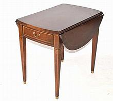 Pembroke Style Drop Leaf Table