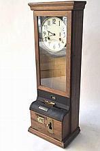 International Time Recording Co. Clock