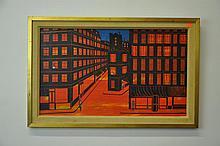 Nicola Ortis Poucette (1935-2006) Oil on Panel