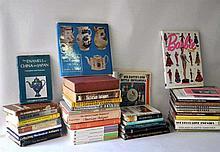 Lot 43 Books on Antiques, Furniture