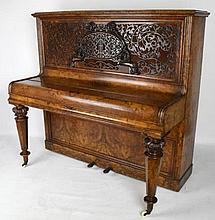 Collard & Collard Rosewood Upright Piano