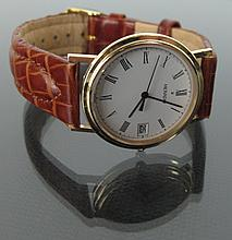 Gents 14K Yellow Gold Movado
