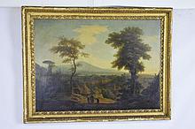 Thomas Jones (Attr.) (1743-1803) Oil on Canvas