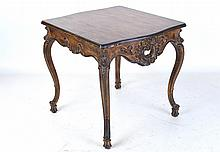 George III Style Side Table