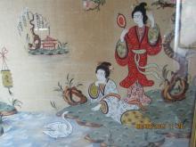 Very Old Korean Painting
