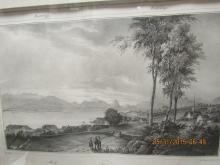 European Arts Landscape Drawing