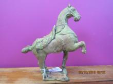 Asian Arts Pottery Horse