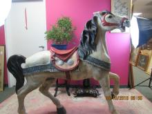 American Arts Carousel Horse