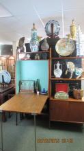 Hardwood Shelving Unit and Cupboard Furniture
