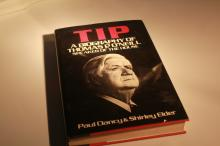 [Political] Speaker of the House Tip O'Neill SIGNED Book