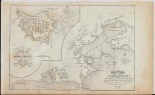 [Map] 1745 Siege of Louisburg