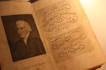 [Book] 1830 John Walker Pronouncing Dictionary of the English Language, Printed in Boston