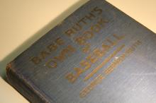[Sports] Babe Ruth's Own Book of Baseball 1928
