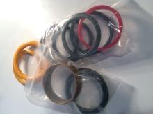 Lot of 8 Bakelite Bracelets