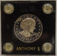 1979 S Susan B. Anthony Clear S