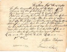1760 Worcester, Mass document