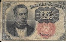 Series 1874 Fractional Note