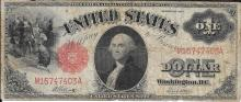 Series 1917 Large Size $1.00 Note