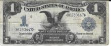 [Historical] Amusing pair of letters over the return of $1 dollar, an 1899 Black Eagle