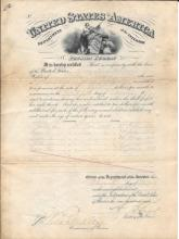 Maine 17th Gettysburg Pension Application