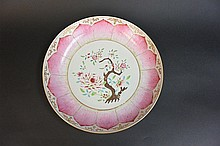19th Century  Chinese famille rose