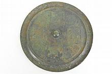 Chinese Tang Period - Bronze Mirror