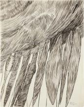 LOUISE BOURGEOIS - Untitled, 1949
