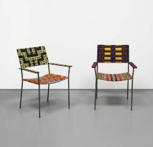 FRANZ WEST - Two works: (i) Onkel Stuhl (Uncle Chair); (ii) Onkel Stuhl (Uncle Chair), 2006