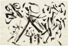 DAVID SMITH - Untitled, 1960