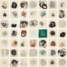 GABRIEL OROZCO - 49 hojas, 2004