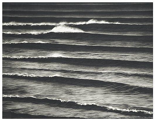 Contemporary Art: ROBERT LONGO On the Beach (Last