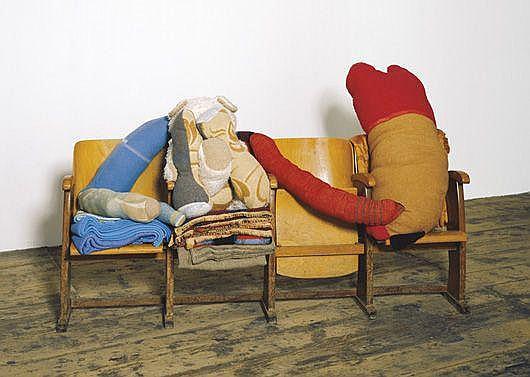 BERLINDE DE BRUYCKERE Untitled, 2003