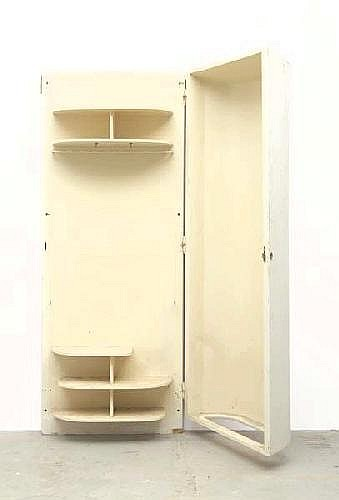 ALVAR AALTO Wardrobe, from the Paimio Sanatorium,