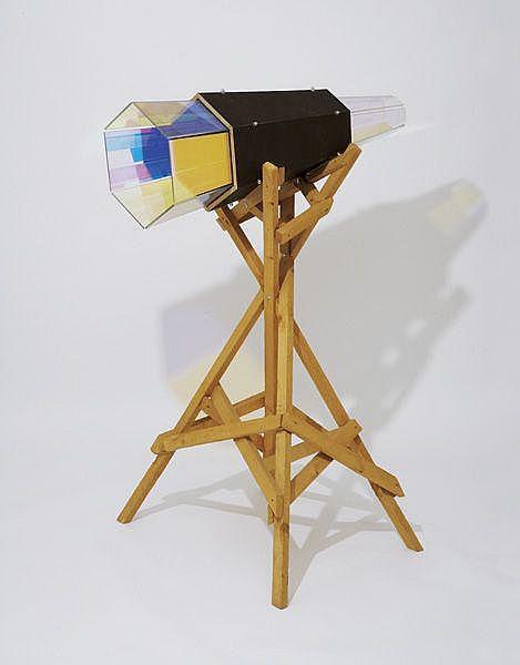OLAFUR ELIASSON  Colour Vision Kaleidoscope, 2003