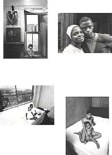BRUCE DAVIDSON Selected Images from East 100th