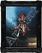Infectious Orchid 2, 2004, Mat Collishaw, Click for value