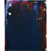 SAM FRANCIS - Untitled, c. 1983