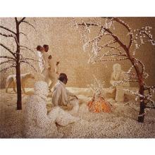 SANDY SKOGLUND - Raining Pop Corn, 2001
