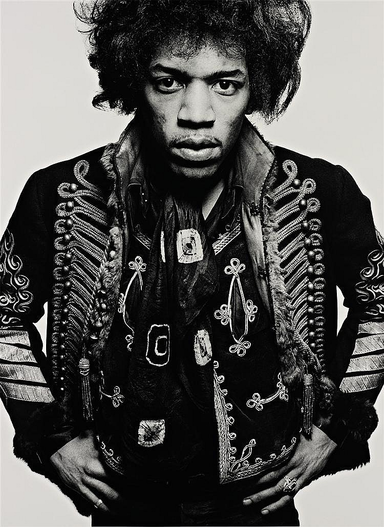 an introduction to the life and work of james marshal hendrix Harry shapiro and caesar glebbeek's masterly work jimi hendrix:  the life of jimi hendrix goes  james marshall hendrix actually started playing on a.