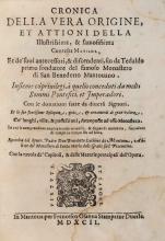 Luchini Benedetto, 1592