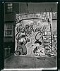 Vincent Cianni: Memorial to Jeffrey, Lorimer Street, Williamsburg, Brooklyn, 1996, silver print, signed verso, AP2