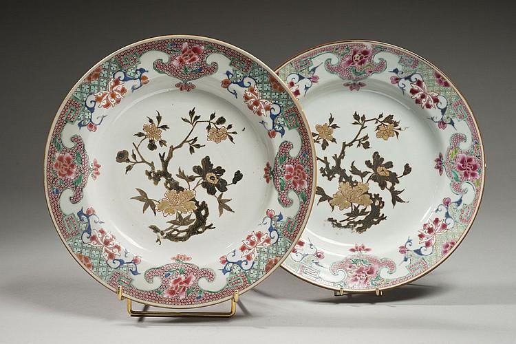 Céramique de la Chine Époque QIANLONG (1736-1795)