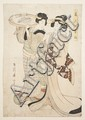 Estampes japonaises Kikugawa Eizan (1787-1867)
