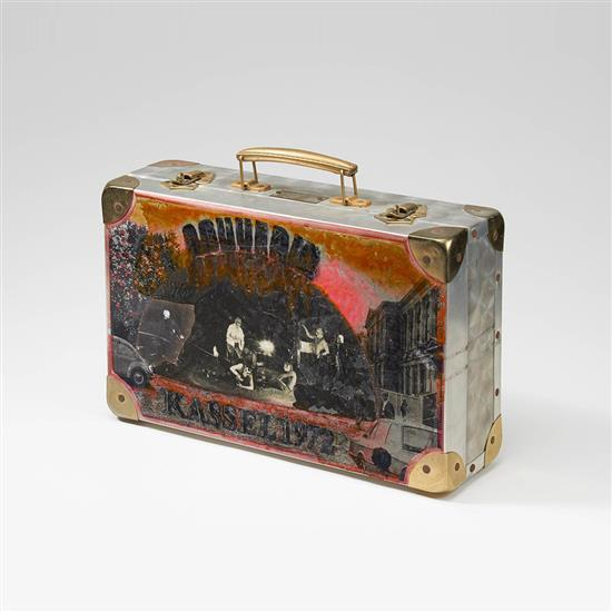 Edward Kienholz (1927-1994)Souvenir from Documenta 5 Kassel, 1972-1973