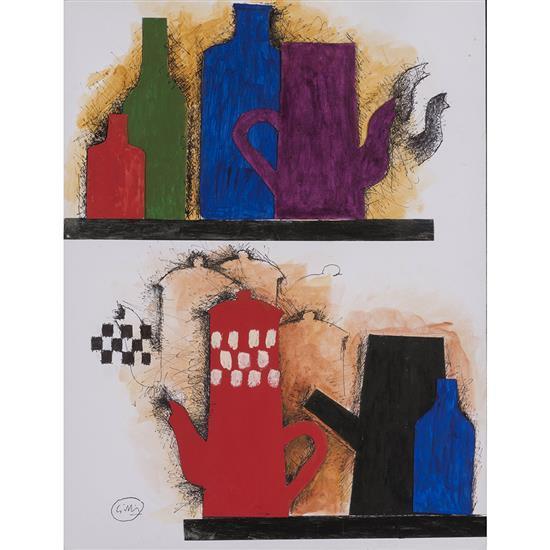 Claude Gilli (1938-2015)Sans titre