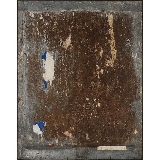 Raymond Hains (1926-2005)Sans titre, 1976