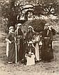 Félix BONFILS (1831-1885) Groupe de jeunes filles Druses, Mont Carmel - Chefs Druses - Cheik bédouin des environs de Gaza - Chameaux la