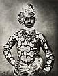 VERNON & Co (Bombay) et divers photographes  Inde : portraits, Maharajas, paysages et cérémonies,  de 1870 à 1930 24 épreuves d'époq..